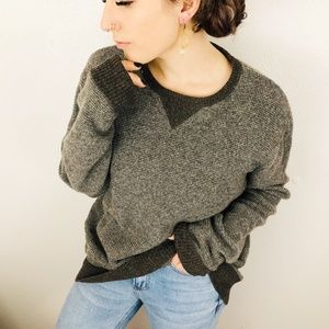 J. Crew Oversized Crew Neck Sweater |G